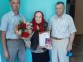 Кавалер Ордена Трудового Красного Знамени Любовь Мисько отметила 85-летний юбилей