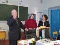 Заслуженный работник сельского хозяйства Республики Беларусь встретился с учащимися аграрного колледжа