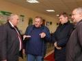 Лидер профсоюза белорусских аграриев Василий Хватик посетил КСУП «Губичи»