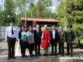 Руководство Гомельского района, представители профсоюзных и общественных организаций поздравили с профессиональным праздником сотрудников пограничной службы