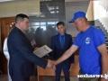 В рамках акции «Наш механизатор» в Гомельском районе продолжается чествование передовиков посевной кампании