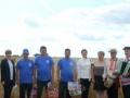 В фермерском хозяйстве «Ковганов» чествовали комбайнеров