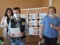 Награждение участников конкурса детских рисунков на тему «Моя семья – моя страна»
