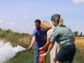 В Светлогорском районе стартовала акция «Безопасный урожай»