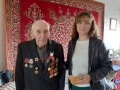 Профсоюзный актив АПК поздравил ветеранов с Днем Победы!