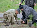 Профсоюзы АПК   высадили  аллею в честь земляка
