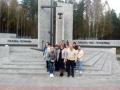 """Посещение мемориального комплекса """"Ола"""""""
