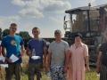 В Чечерском районе проходит акция «Безопасный урожай»
