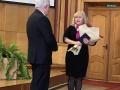 Поздравили с 60-летием первого заместителя председателя, начальника управления сельского хозяйства и продовольствия Чечерского райисполкома