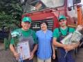 В Чечерском районе поздравили первых водителей тысячников в ОАО «Звезда».