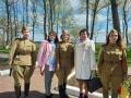 На Замковой горе прошел митинг в память о погибших воинах