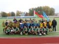 В  Житковичах был организован футбольный турнир