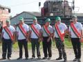 В ОАО «Калининский» Добрушского района чествовали первых тысячников нынешней уборочной кампании