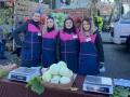 Ребята из Приборского лицея приняли участие в сельскохозяйственной ярмарке в Гомеле