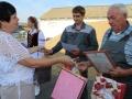 В Чечерском районе поздравили водителей, перевезших более 2000 тонн зерна