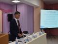 V пленум Гомельской районной профсоюзной организации Белорусского профессионального союза работников АПК