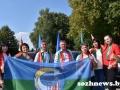 Родная земля объединяет: Гомельский район принял эстафету республиканского автопробега «Символ единства»
