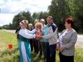 Хлеборобы Рогачёвщины приступили к уборке зерновых и зернобобовых культур